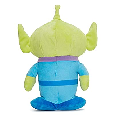 Disney 37272 Pixar Story 4 Alien Soft Toy in Gift Box 25 cm, Green: Toys & Games