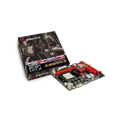 Biostar A880GZ Realtek LAN Treiber