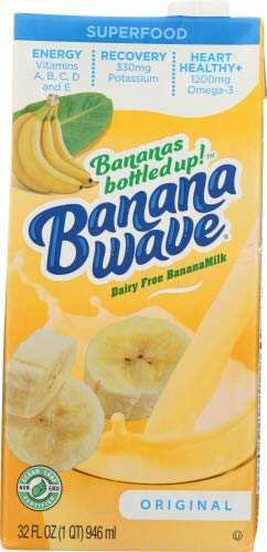 Banana Wave Banana Milk, 32 oz(us)