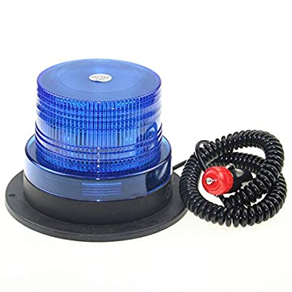 Back To Search Resultshome 4 Inch Inch Dome 12 Led Magnet Mount Construction Vehicle Car Warning Strobe Light Beacon Amber Police Flashing Lights