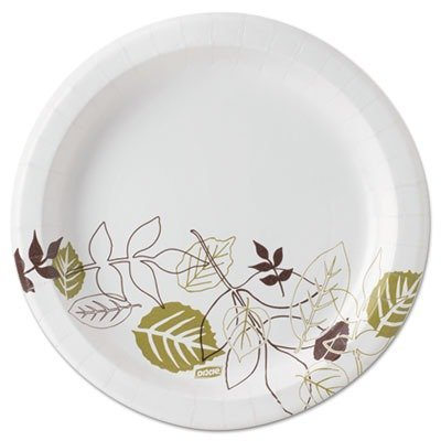 Dxeux9path   Pathways Mediumweight Paper Plates By James River Group Dixie Food Service