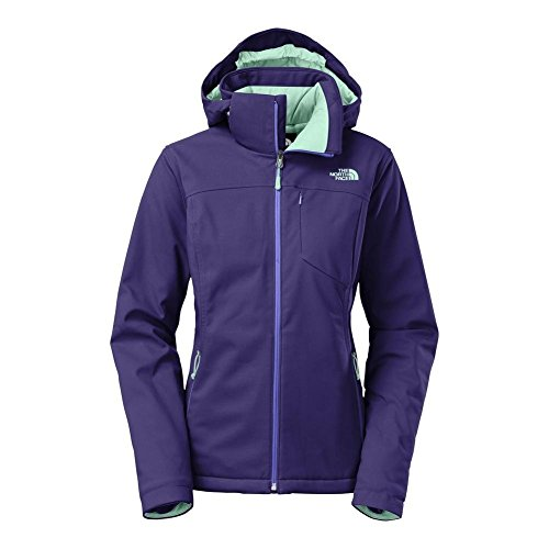 Garnet Womens Jacket - The North Face Apex Elevation Jacket Women's Garnet Purple X-Small