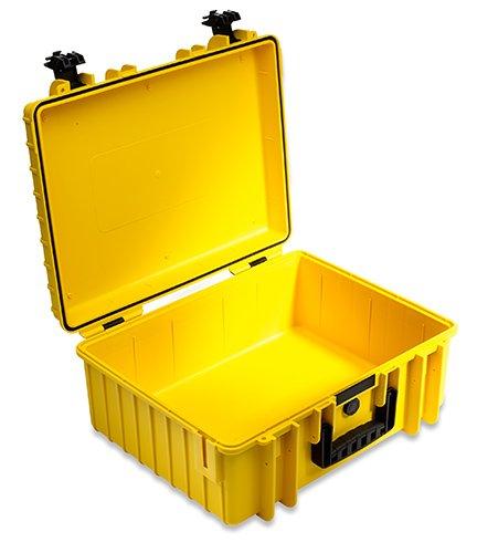 (Armacase Ac6000Ye Yellow Watertight Case Empty 18.6X13.8X7.8)