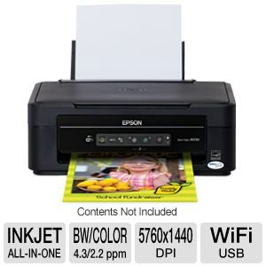 amazon com epson stylus nx230 wifi small in one inkjet printer rh amazon com Epson Stylus NX125 Epson Stylus NX125
