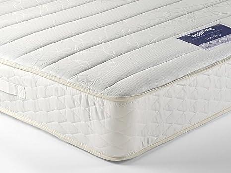 Marfil Slumberland apagado doble de colchón 121,92 cm 15,24 cm: Amazon.es: Hogar