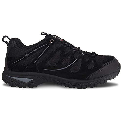 Women's KARRIMOR Low Black Hiking Summit Shoes prgdwSrx