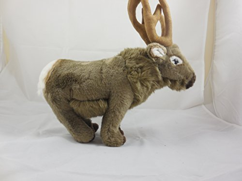 Jaag Reindeer Plush, used for sale  Delivered anywhere in USA