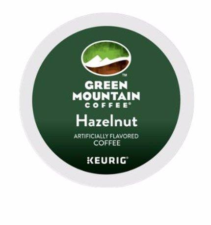 Green Mountain Coffee Hazelnut, Keurig K-Cups (144 Upon)