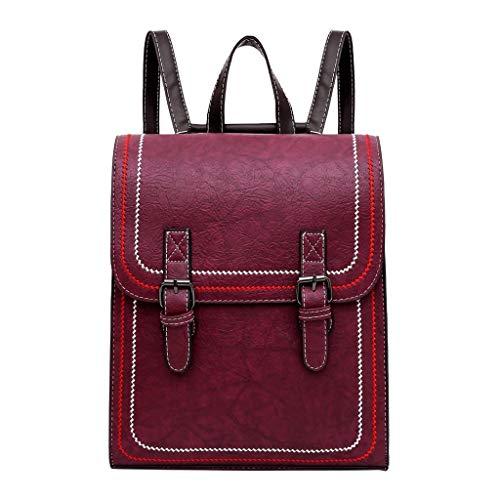 - Tronet Women Fashion Backpack,Women Ladies Girls Fashion Sewing RetroHandbag TotesShoulderBackpacksBags