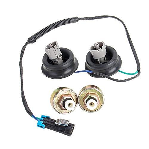 Knock Sensor Harness KS116 For Chevrolet Express 1500 2500 GMC Cadillac 5.3 6.0L ()