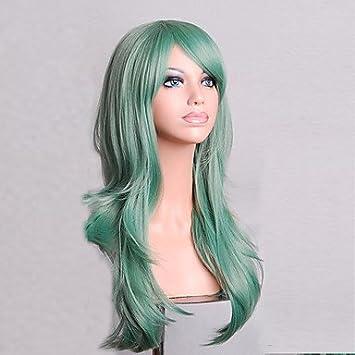 OOFAY JF® pelucas de colores de color de dibujos animados de moda especial mascarada 70