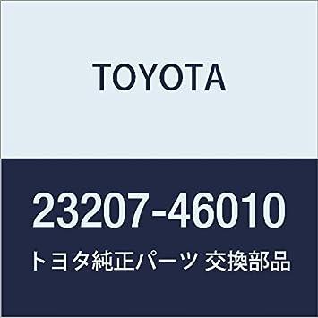 2320746010 Genuine Toyota DAMPER ASSY FUEL PRESSURE PULSATION 23207-46010