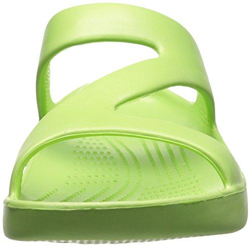 Dawgs Da Donna Supporto Per Arco Z Sandali Soft Lime