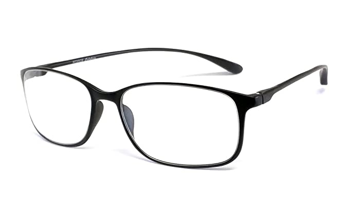 1b072017c1 Amazon.com  Calabria Reading Glasses - 720 Flexie in Ebony +0.50 ...