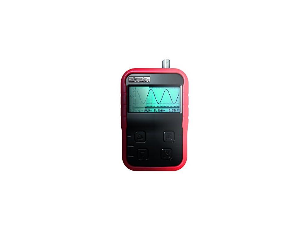 Laser Entfernungsmesser Mit Usb Anschluss : Velleman hand oszilloskop mit usb ladegerät und x10 sonde hps140i