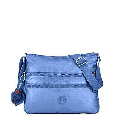 7adf67d1a Alvar HB6122 Metallic Crossbody Bag - Scuba Driver Blue: Amazon.ae ...