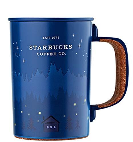 해외 한정 스타벅스 썸머 나이트 스테인레스 텀블러 스타벅스 Starbucks SS Tilton Summer Night Firefly Tumbler 355ml