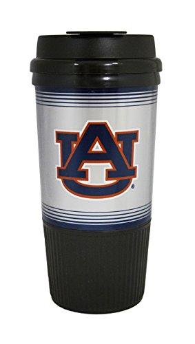 - GameDay Novelty NCAA Auburn Tigers Insulated Platinum Gripper Travel Tumbler, 16 oz