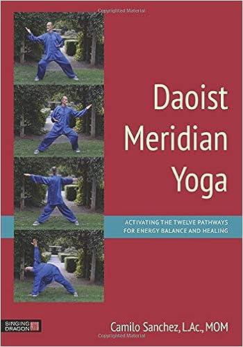 Daoist Meridian Yoga: Amazon.es: Camilo Sanchez: Libros en ...