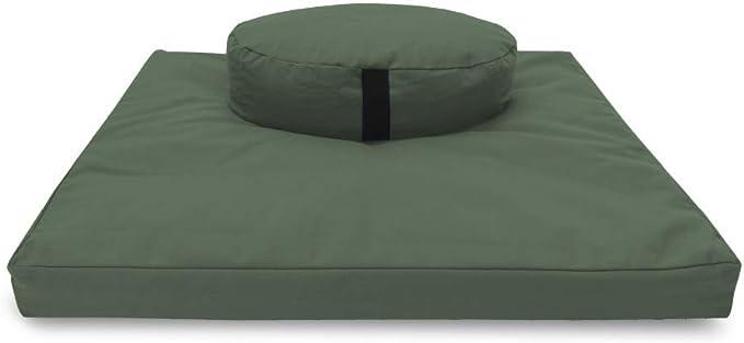 Zafu & Zabuton Meditation Cushion Set