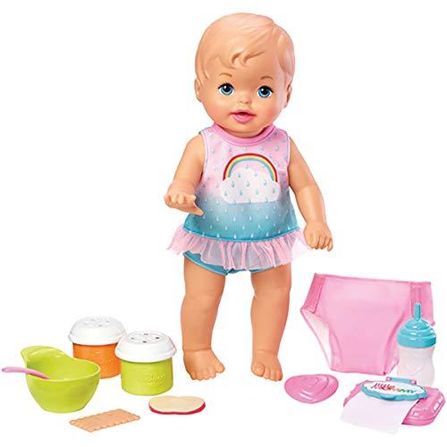Little Mommy Bebe Faz Xixi Deluxe - Mattel