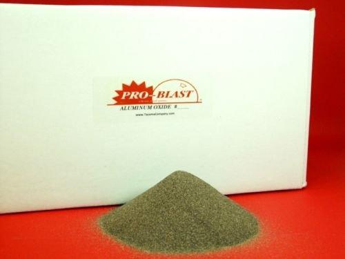 ALUMINUM OXIDE #180 - Very Fine Abrasive - 25 lbs - Sand Blast Cabinet BLASTING MEDIA - by Tacoma Company