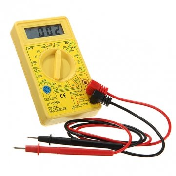 Bheem DT-830B Screen Digital Multimeter Volt Ohm Meter Ammeter MHDS SKUBM0320403
