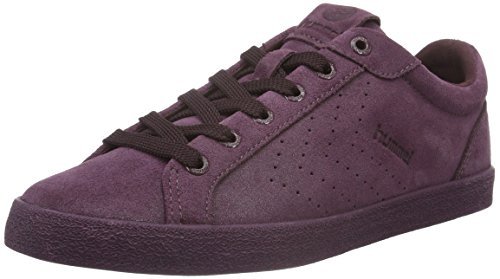 Top Deuce Sassafras Women's Sneakers Hummel Red Court Womens Low WPqpUUf1