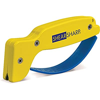 AccuSharp Shear Sharp Scissor Sharpener: Home Improvement