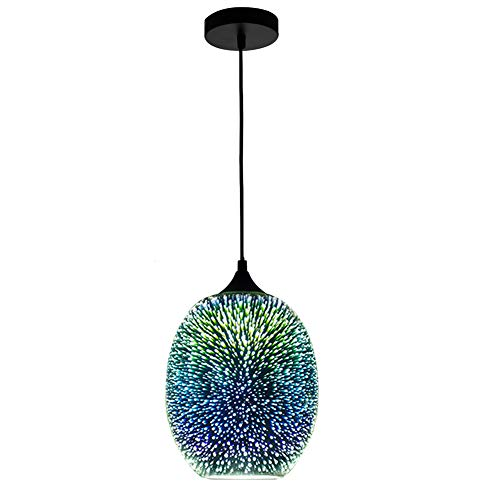 3D Pendant Light