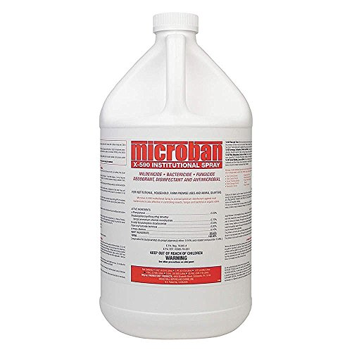 ProRestore - Microban X-590 - Bactericide, Insecticide & Fungicide1 Gallon - 580 P