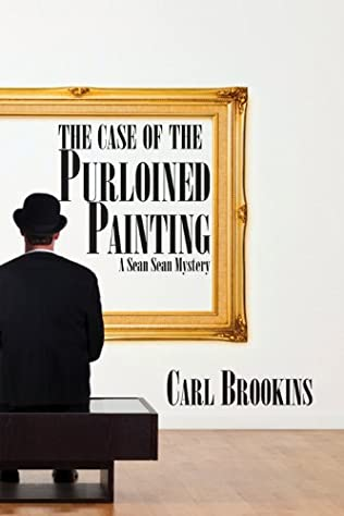book cover of The Case of the Purloined Painting
