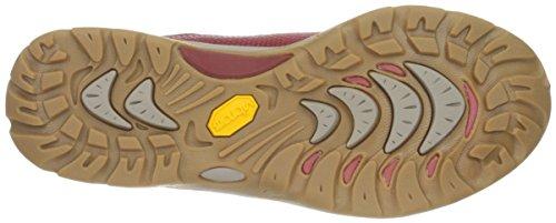 Shoe Garnet Calaveras Waterproof Women's Hiking Red Ahnu 4wZq6OBW