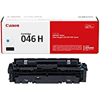 Canon 046 High Capacity Toner Cartridge (Cyan, 1 Pack) in...