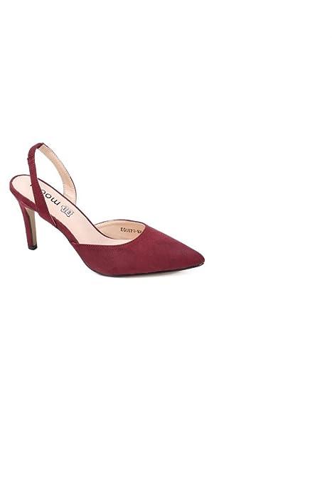 scarpe bordeaux amazon