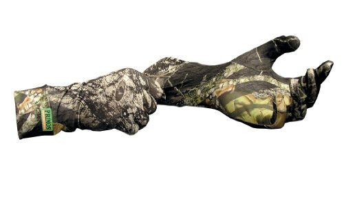 Primos Strerch-Fit Gloves (Mossy Oak New Break-Up)