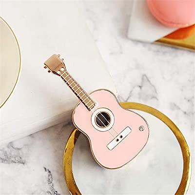 Guitarra Creativa Mecanismo de Caja de música Violín Sky ...