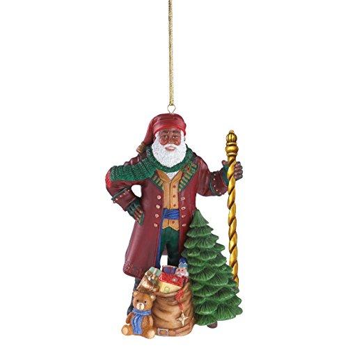 Lenox Ebony Visions 2016 Father Christmas