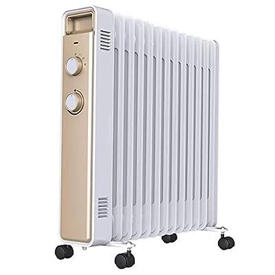 Heater/bathroom Waterproof Heater 3S Rapid Heating 13 Heat Sinks Heating And Humidifying One Overheat Protection Dumping Power Failure
