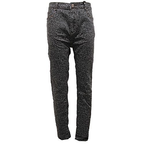 Donna Pantalone Woman Negro Custo Pant Trouser Barcelona 8406u 7TwAdxq7