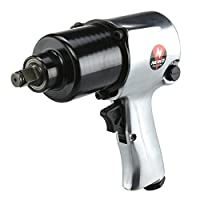 """Neiko 31390A Short Shank Twin Hammer Impact Wrench, 1/2"""" Drive 