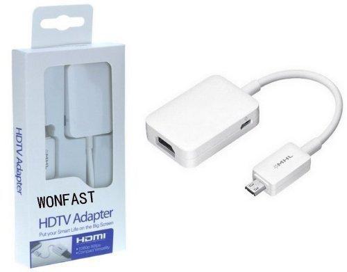 WONFAST%C2%AE Samsung Galaxy Adapter Micro