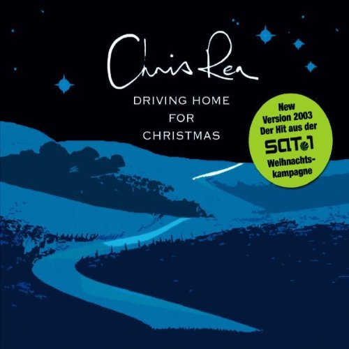 Driving Home for Christmas by Chris Rea Chris Rea Driving Christmas