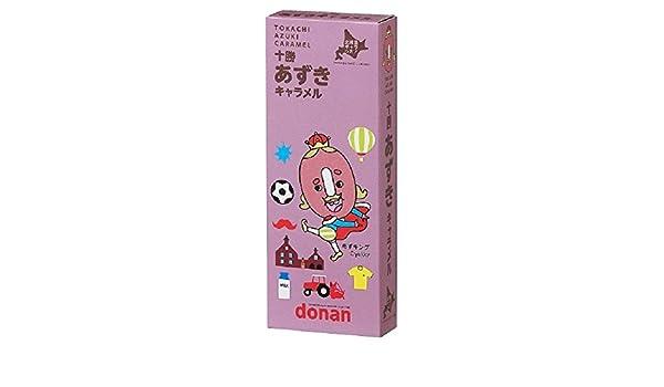 Donan alimentos adzuki frijol Tokachi caramelo piezas X10 18 granos: Amazon.es: Alimentación y bebidas