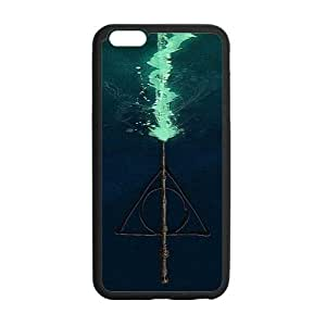 Customize TPU Gel Skin Case Cover for iphone 6+, iphone 6 plus Cover (5.5 inch), Harry Potter by mcsharks