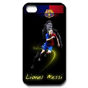 iPhone 4,4S Phone Case Lionel Messi FF49752