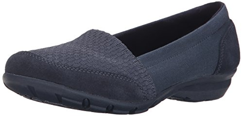 Skechers Donna Carriera Intervista Flat Navy