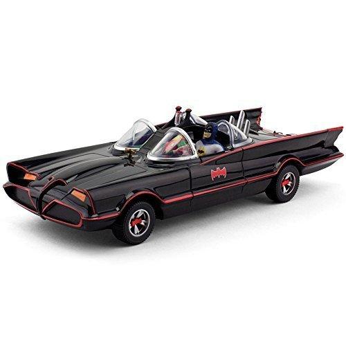 DC Comics TV Replicas Batmobile With Bendable Batman & Robin Vinyl Figures
