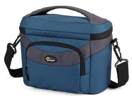 Amazon.com: Lowepro Cirrus 140 Azul ultramar Bolsa de hombro ...