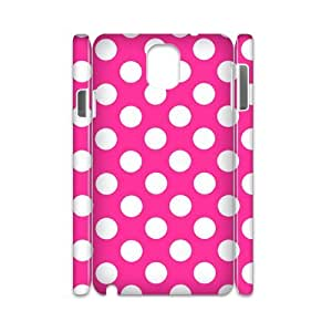 YCHZH Phone case Of Polka dot Cover Case For samsung galaxy note 3 N9000
